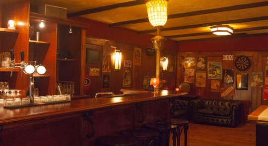 Ierse pub Bavoort